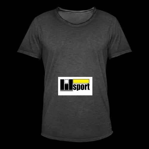 sports brand - Men's Vintage T-Shirt