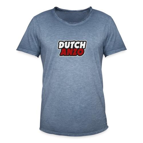 dutchanzo - Mannen Vintage T-shirt