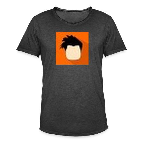Captain1405 Logo! - Men's Vintage T-Shirt