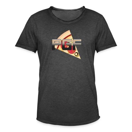 PGF New Logo - Men's Vintage T-Shirt
