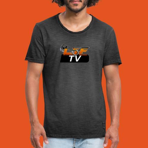 LSF TV - T-shirt vintage Homme