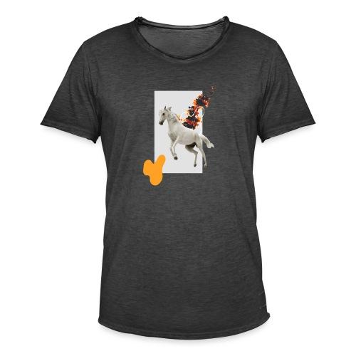 Horse - Men's Vintage T-Shirt