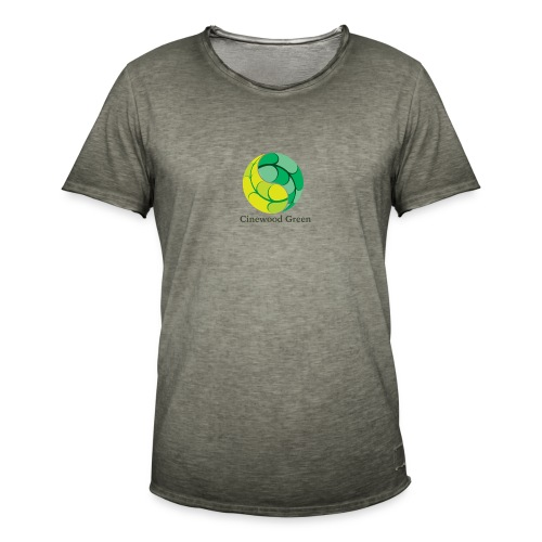 Cinewood Green - Men's Vintage T-Shirt