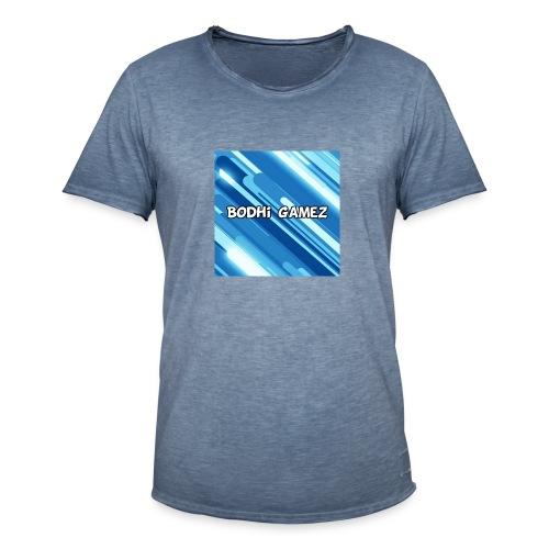 mijn logo YT - Mannen Vintage T-shirt