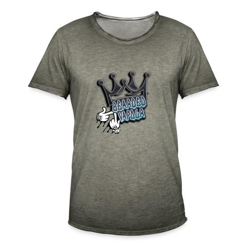 all hands on deck - Men's Vintage T-Shirt