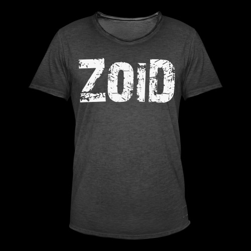 ZOID ONLY - Männer Vintage T-Shirt