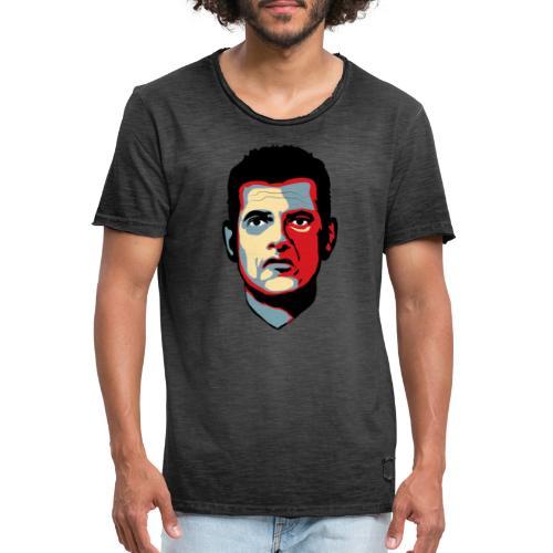 Corona DK 2020 - Herre vintage T-shirt
