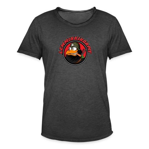 LEMMIKKIKORPIT - Miesten vintage t-paita