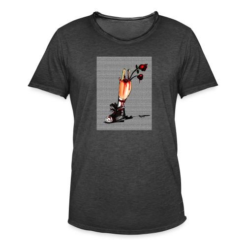 Noto una molestia :) - Camiseta vintage hombre