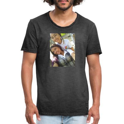 amor opuesto - Camiseta vintage hombre