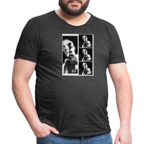 FU Photobooth - Vintage-T-shirt herr
