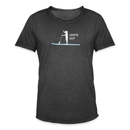 What's SUP - Männer Vintage T-Shirt