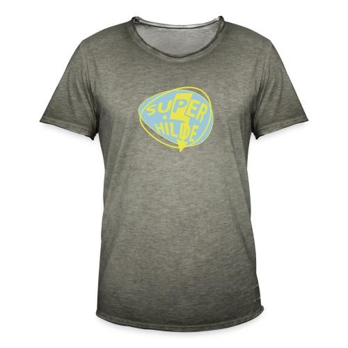 superhilde - Männer Vintage T-Shirt