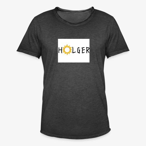 Holger Sommer edition tanktop - Herre vintage T-shirt