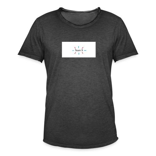 Team 9 - Men's Vintage T-Shirt