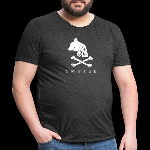 ~ Smutje ~ - Männer Vintage T-Shirt