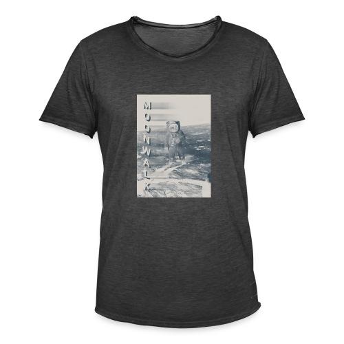 MOONWALK - Men's Vintage T-Shirt