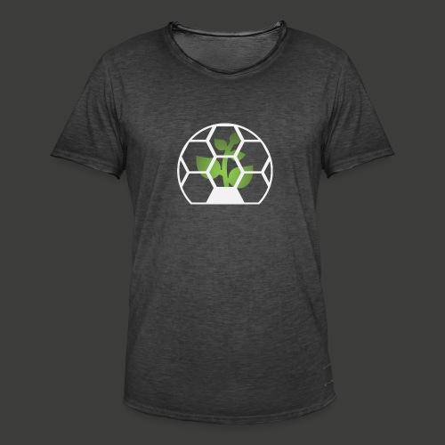 Biosphere Front - Men's Vintage T-Shirt