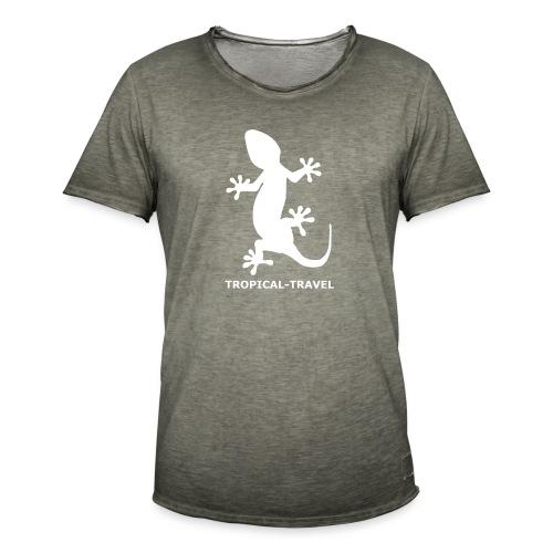 tropical-travel - Männer Vintage T-Shirt