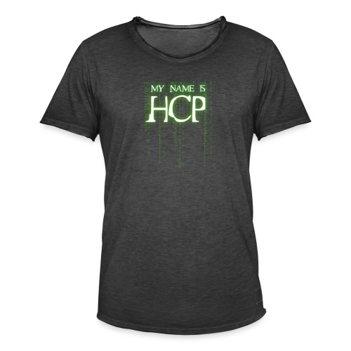 SAP HCP NEO - Jam Band 2016 Barcelona Edition - Men's Vintage T-Shirt