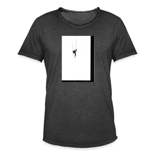 Solitude - T-shirt vintage Homme