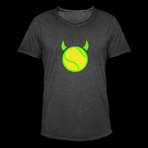 Apfelgruen - Männer Vintage T-Shirt