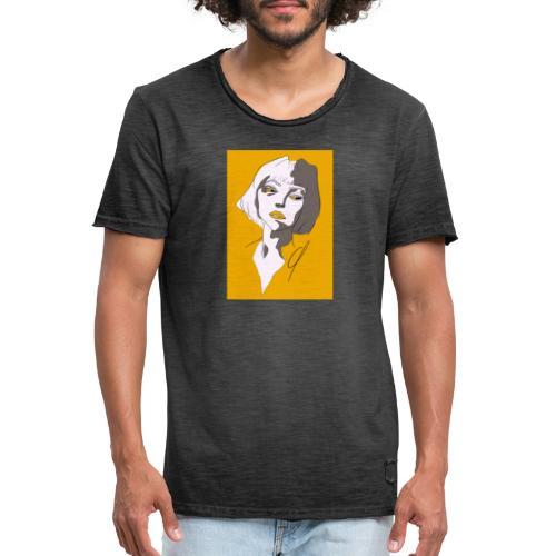 unfocused - Men's Vintage T-Shirt