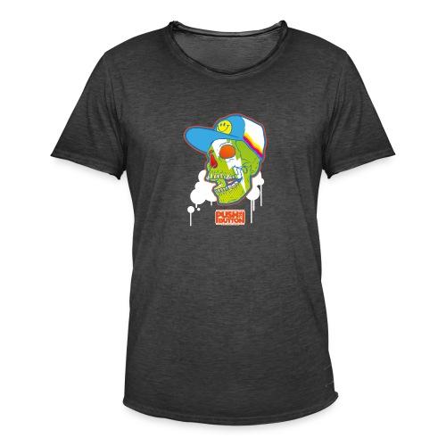 Ptb Skullhead 2 - Men's Vintage T-Shirt