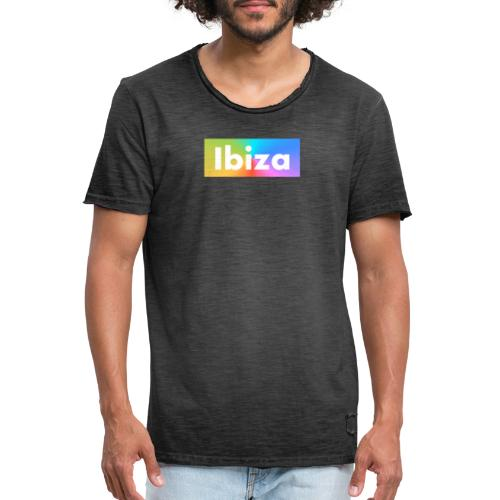 IBIZA Color - Men's Vintage T-Shirt