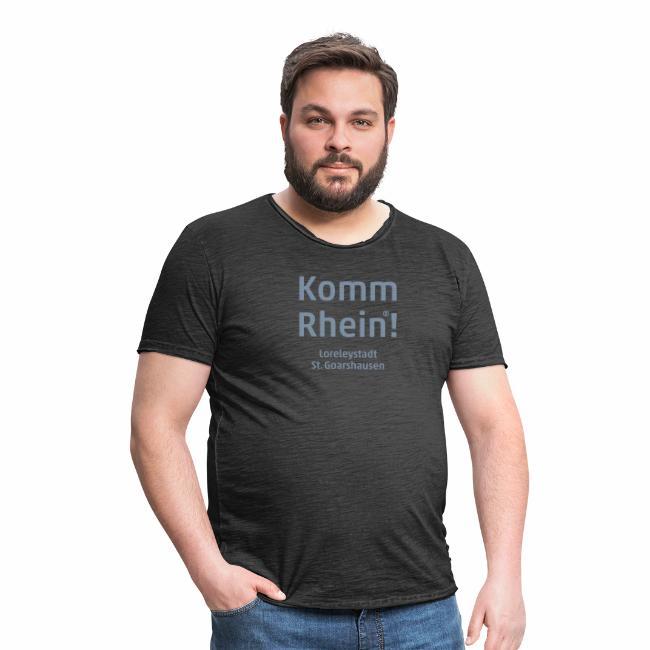 Komm Rhein! Loreleystadt St. Goarshausen