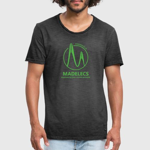 Madelecs-03 - Men's Vintage T-Shirt