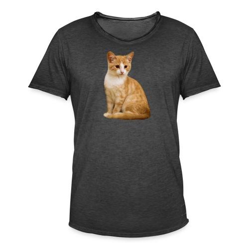 Koszulka kot 12 - Koszulka męska vintage