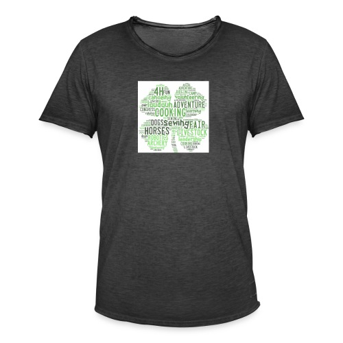 Skjermbilde_2016-06-18_kl-_23-25-24 - Vintage-T-skjorte for menn