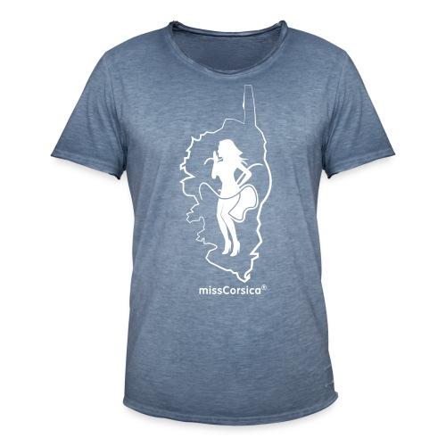 missCorsica Corsica filaire - T-shirt vintage Homme