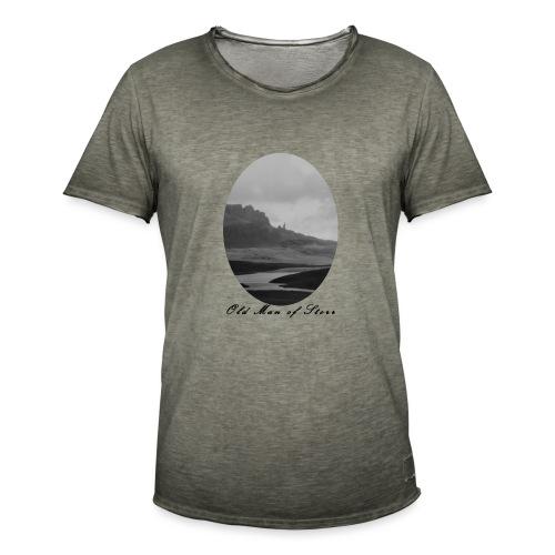 Old Man of Storr (Vintage) - Männer Vintage T-Shirt