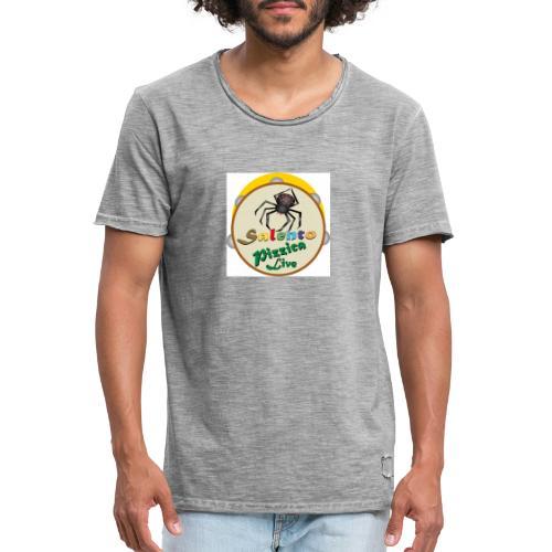 Salento Pizzica Live sf B - Maglietta vintage da uomo