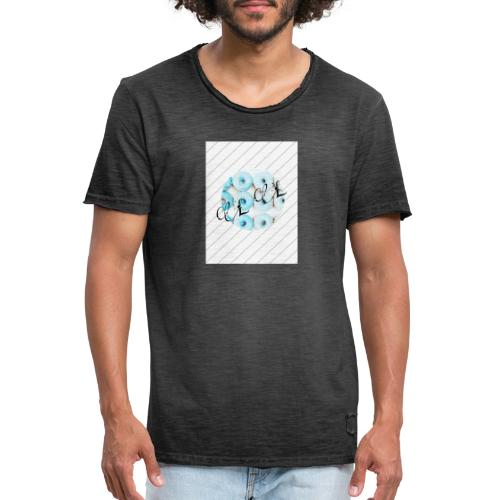 my Logo - Männer Vintage T-Shirt