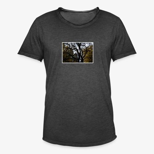 Baumgespenst - Männer Vintage T-Shirt