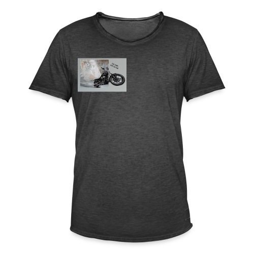 Chopper - Ich lenke, also bin ich! - Männer Vintage T-Shirt