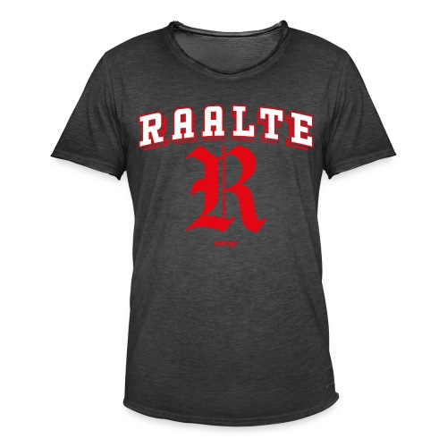 Batzer Salland Series Raalte - Mannen Vintage T-shirt