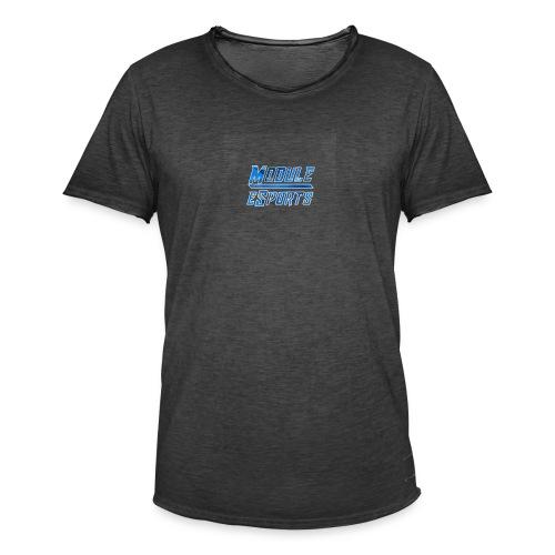 Module Text Logo - Men's Vintage T-Shirt