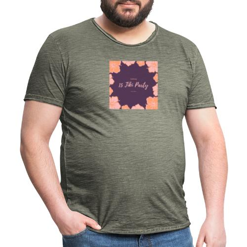 Tono - Camiseta vintage hombre