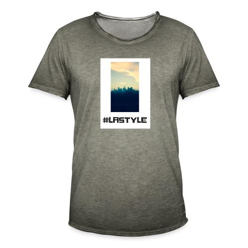LA STYLE 3 - Men's Vintage T-Shirt