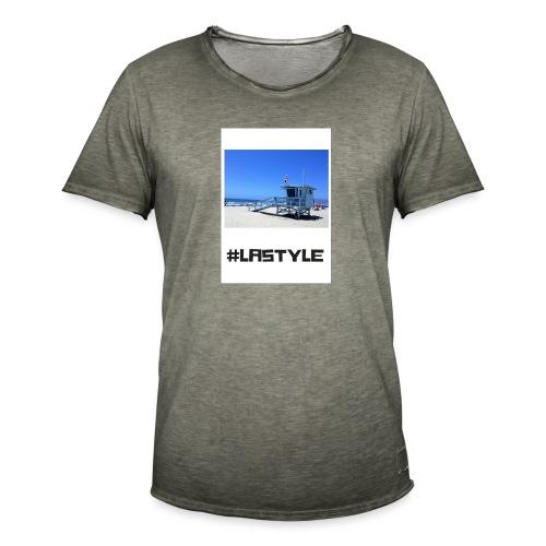 LA STYLE 2 - Men's Vintage T-Shirt