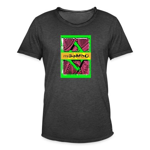 mbombo - Camiseta vintage hombre