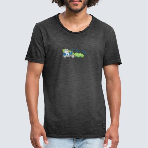 HDC jubileum logo - Mannen Vintage T-shirt