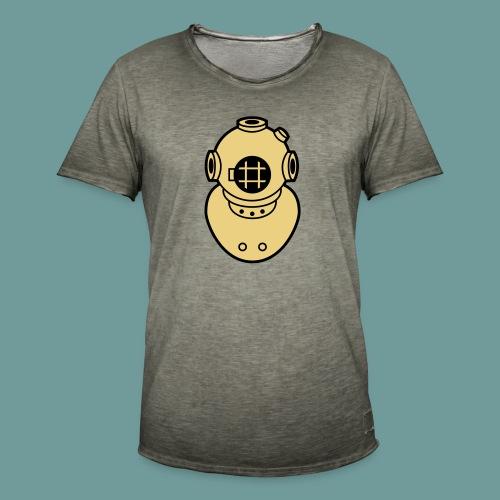 scaph_02 - T-shirt vintage Homme