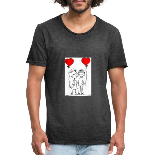 You and me - Men's Vintage T-Shirt