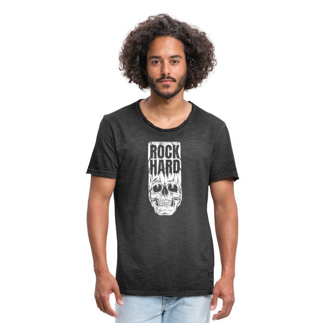 rock hard