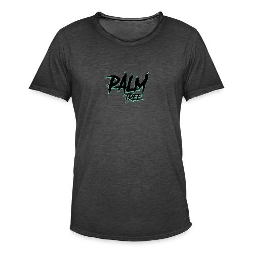 PALMTREE STREETWEAR - Camiseta vintage hombre